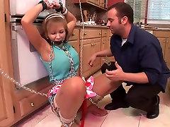 Fabulous pornstar Nikki Sexx in best milfs, bdsm sex video