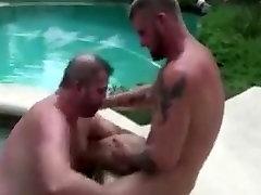 Fabulous gay scene with Men, Bareback scenes