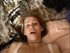 Amateur coition of mature couple with enjoying of creampie