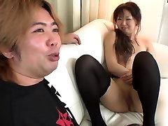 Fabulous Japanese model Morita Kurumi in Incredible JAV uncensored Blowjob video