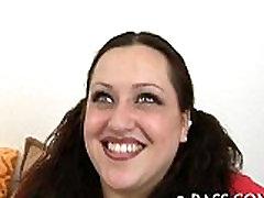 Big nice-looking woman mature