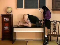breasty CFNM pecker wrestling sissy voluptuous talk mother Id like to fuck femdom-goddess copulates a boy-friend
