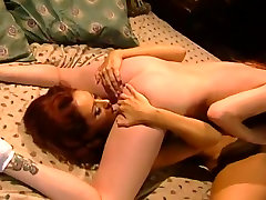 Two Hot Redheads Start A Crotch Fire