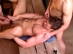 Incredible male in crazy bareback gay adult video