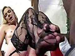 Black Meat White Feet - Foot fetish porn video hardcore style 22