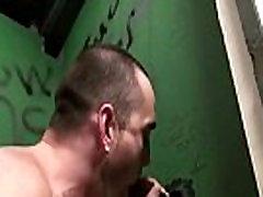 Gay Interracial Handjobs and Dick Sucking Video 07