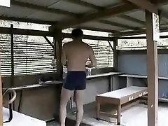 Exotic male in best asian, handjob gay xxx scene