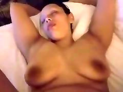 Homemade Big Boobed Girl Gets Fucked