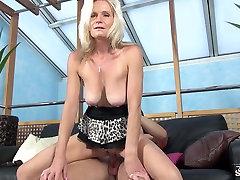 FakeShooting - Busty mom with natural big boobs fucked hard