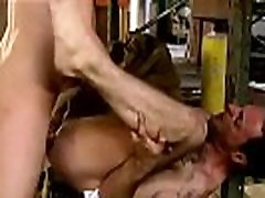 Old man gay sex oil massage video After slamming Riley from behind,