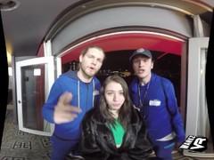 WankzVR - What Happens in Vegas...