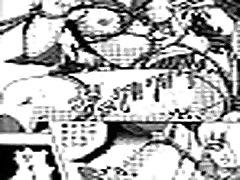 Blue Rose - Sailor Moon Extreme Erotic Manga Slideshow