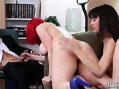 Dana DeArmond And Siri Having Kinky Lesbian Sex
