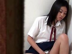 Asian teen rubs:watched