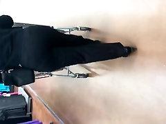 Big booty gilf in black dress pants 1