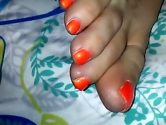 Rough soles wife mature Sleeping
