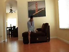 Asian twink Michael Miko Khampasong does a sexy dance