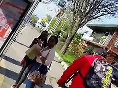 spy two girls black teens romanian