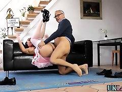 British stockings ho jerk