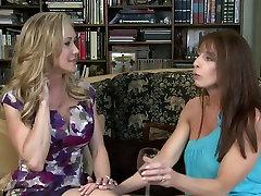 Busty Housewives Try Something New - Brandi Love, Bibette