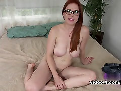 Penny Pax in Interview Movie - AtkPetites