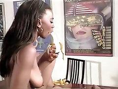 Naughty Black Lesbians Break Out Cream