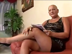 Granny with nice tits ass and pussy 2