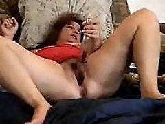 Mature pervert slut masturbating. Amateur