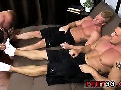 Naked men head to toe and foot fisting gay xxx Ricky Hypnoti