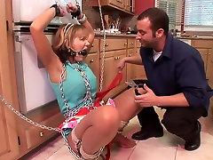 Crazy pornstar Nikki Sexx in amazing bdsm, men sex fffm adult scene