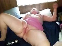 Anita - BBW dirty slave - pussy fisting