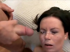 Milf with Big Natural Tits gets fucked