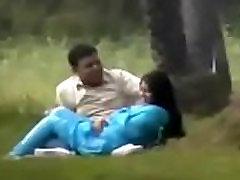 College girl outdoor romance with lover - Indian Porn Videos.MP4