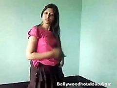 Indian Hot Girl Paromita Stripping for Boyfriend