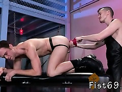 Gay young passionate sex Chronic going knuckle deep bottom B