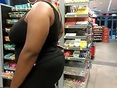 Busty BBW Ass QT Booty