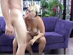 Amazing pornstar Savannah Tyler in crazy facial, mature sex movie