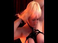 Blondy Granny BDSM Wapp