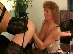 I am Pierced Mature sluts with piercings fisting ass pussy