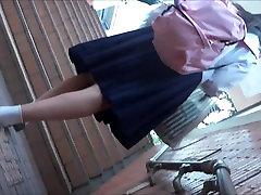 asian schoolgirl upskirt
