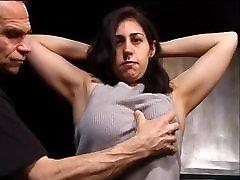 Extreme Tit Torture 1 bdsm no tag for bdsm so chose big tits!