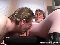 Fabulous pornstar in Horny Mature, BBW xxx movie