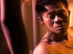 Thai erotic sex scenes with a sexy thai model