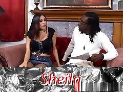 Incredible pornstar Sheila Marie in best interracial, big tits xxx clip