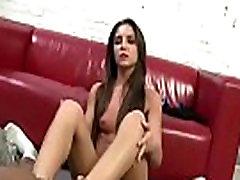 Black MEat WHite Feet - Foot Fetish Porn Video 10