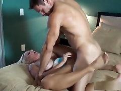 Hottest pornstar Alexis Golden in horny creampie, mature sex movie