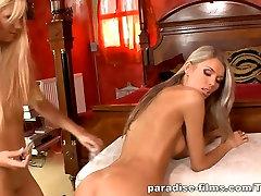Fabulous pornstars in Horny HD, Lesbian porn video