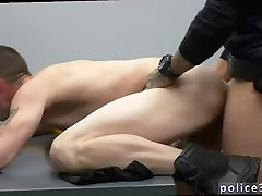 Gay cop gagged Two daddies are better than