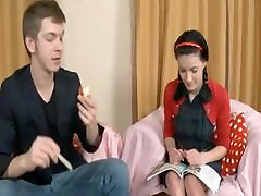 Russian Teen Anal Fuck