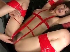 Exotic Japanese girl Akari Asahina in Amazing Facial, Cumshots JAV clip